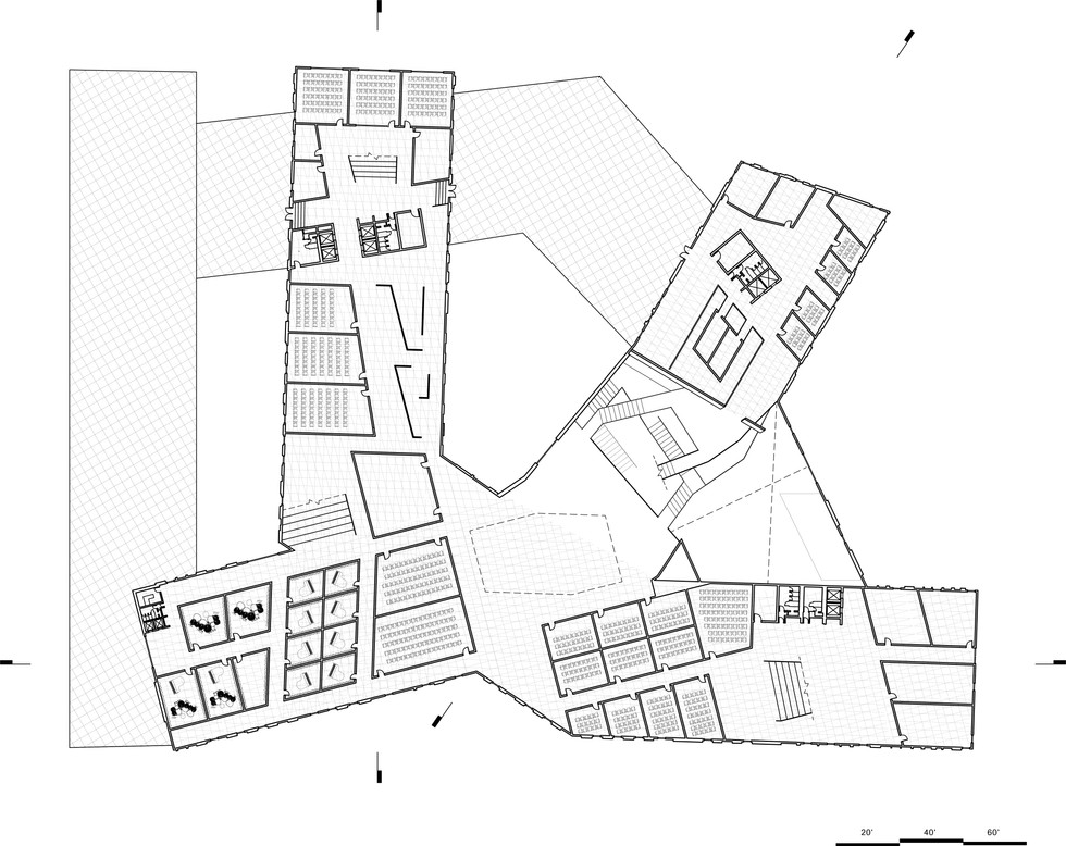 Floor Plan - Upper Floor - 1