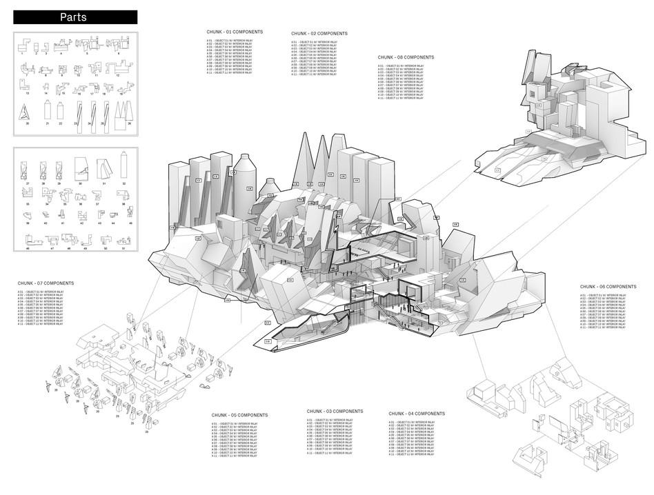 Mega Assembly Drawing