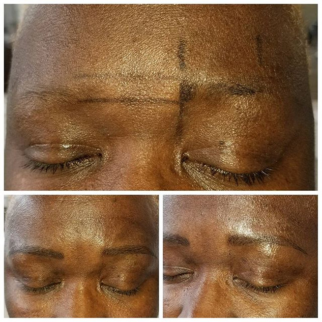Wouldn't  you love to have brows again_