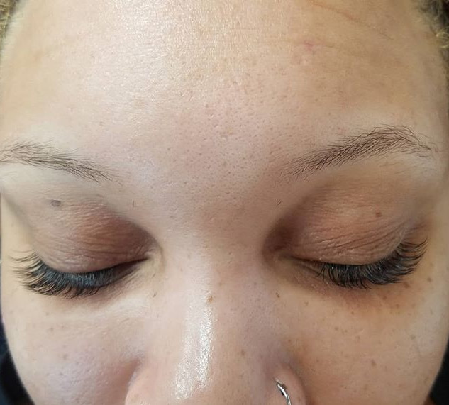 Do you want thicker or  longer  lashes_