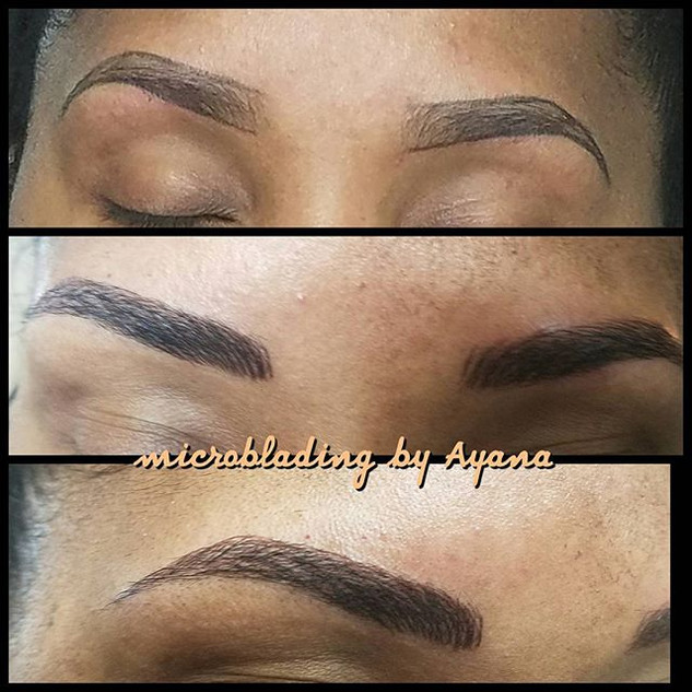 #Microblading makeover. Call for your fr