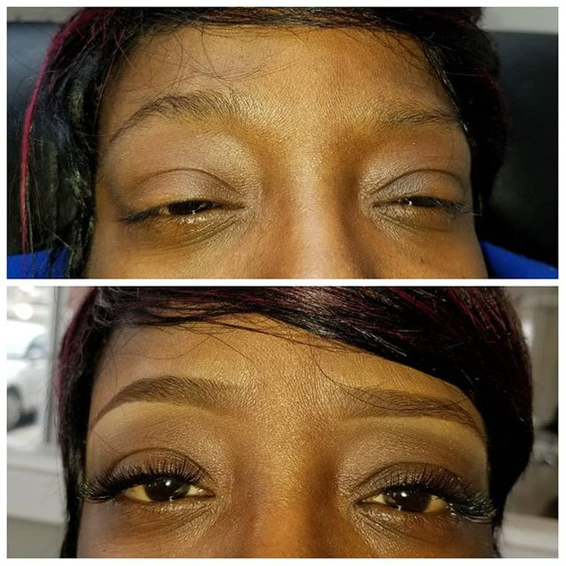 #before #after I Love 👀❤enhancing your