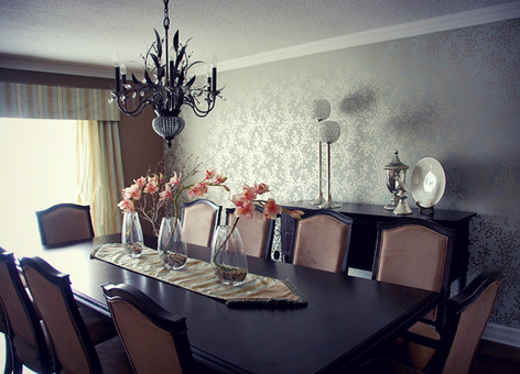 Diningroom Decorating Services