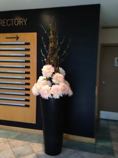 Commercial Floral Design