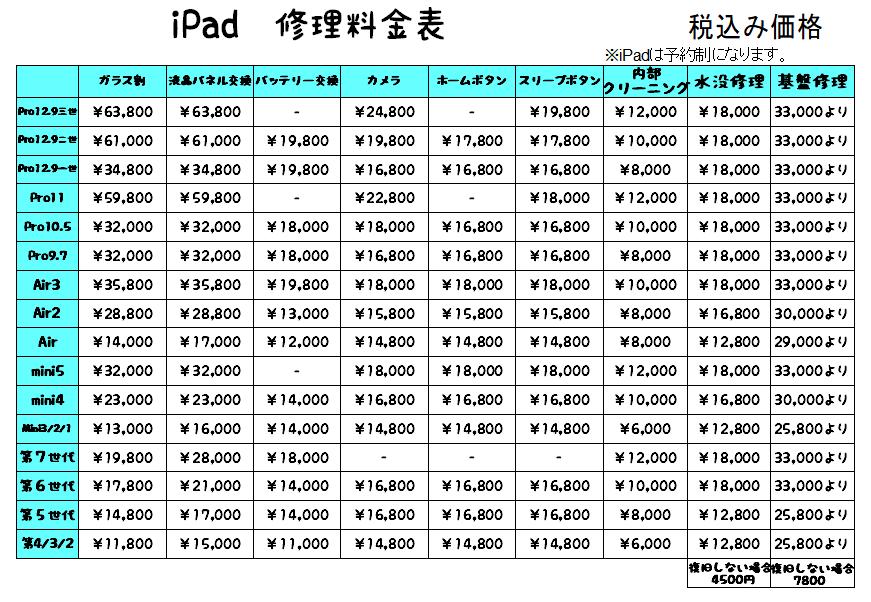価格表  iPad.png