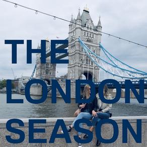 The Journalism Season in London