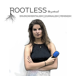 ROOTLESS PODCAST LAUNCHING JULY 1ST