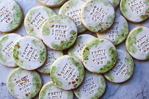 Custom Cookies (Pack of 10)