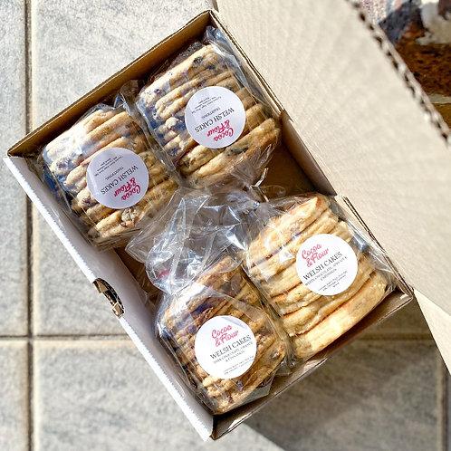 Welsh Cake Sweet Selection Box