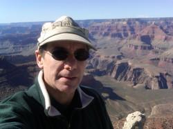 self-photograph-grand-canyon-az-march-2011