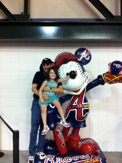 with-brianna-at-braves-game