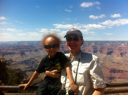 ellie-and-mike-at-grand-canyon