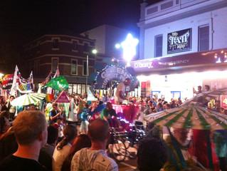 A Fantastic Pride Parade for 2014 in Perth, Australia