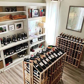 spain wine rack room.JPG