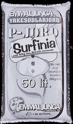 P-Jord Surfinia 50 liter