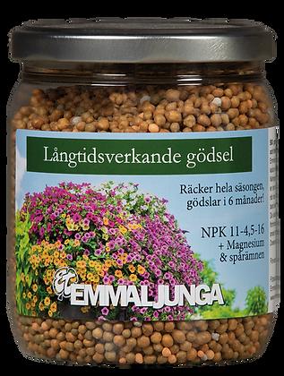 Långtidsverkande gödsel 500 gram