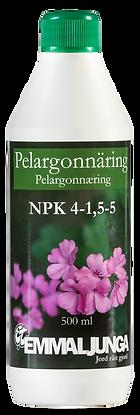 Pelargonnäring_-_Flytande_näring_Emmalju