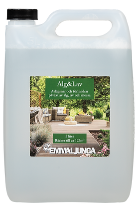 Alg & Lav 5 liter