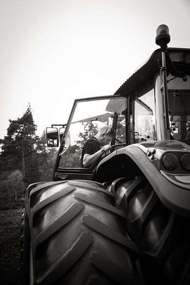 Patrik Klang traktor emmaljunga torv