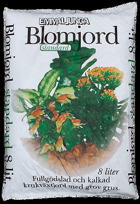 Blomjord Standard 8 liter