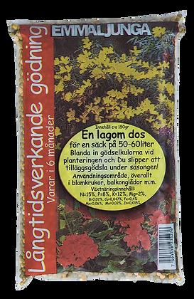 Långtidsverkande gödselmedel från Osmocote 150 gram