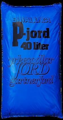 P-Jord 40 liter