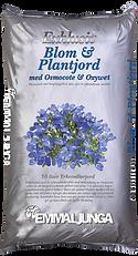 Exklusiv Plantjord med Osmocote 50 liter
