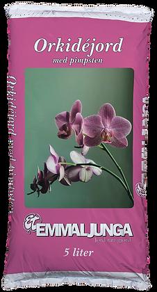 Orkidéjord 5 liter
