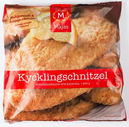Kycklingschnitzel 800g