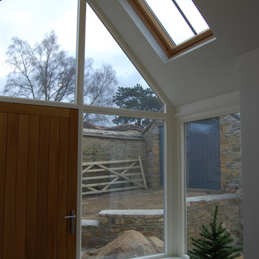 Steeple Aston - full refurb and extension of historic cottage