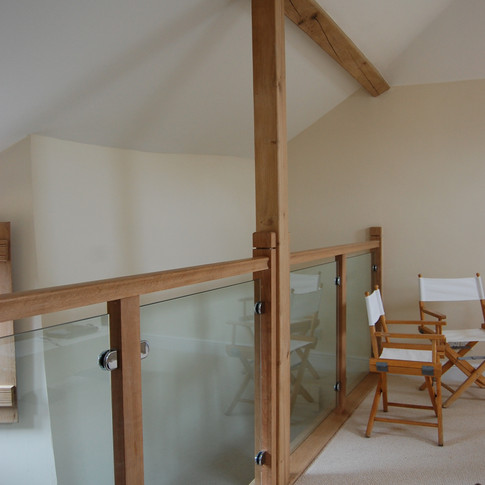 Aynho - conversion of an old dairy to provide new accomodation