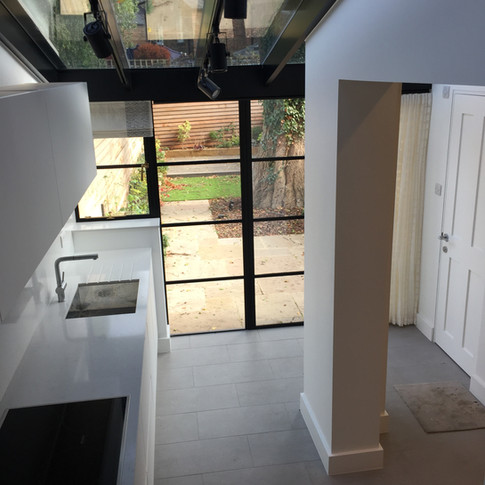 Jericho - alterations and refurbishment of historic property in the conservation area