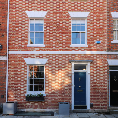 Beaumont Buildings, Oxford