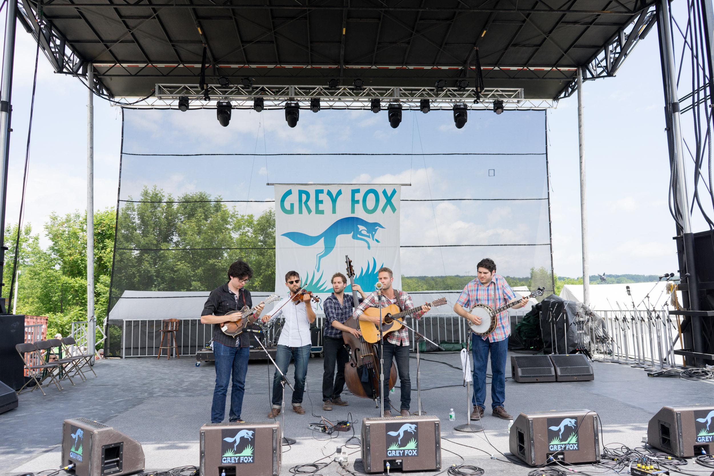 Grey Fox 2015