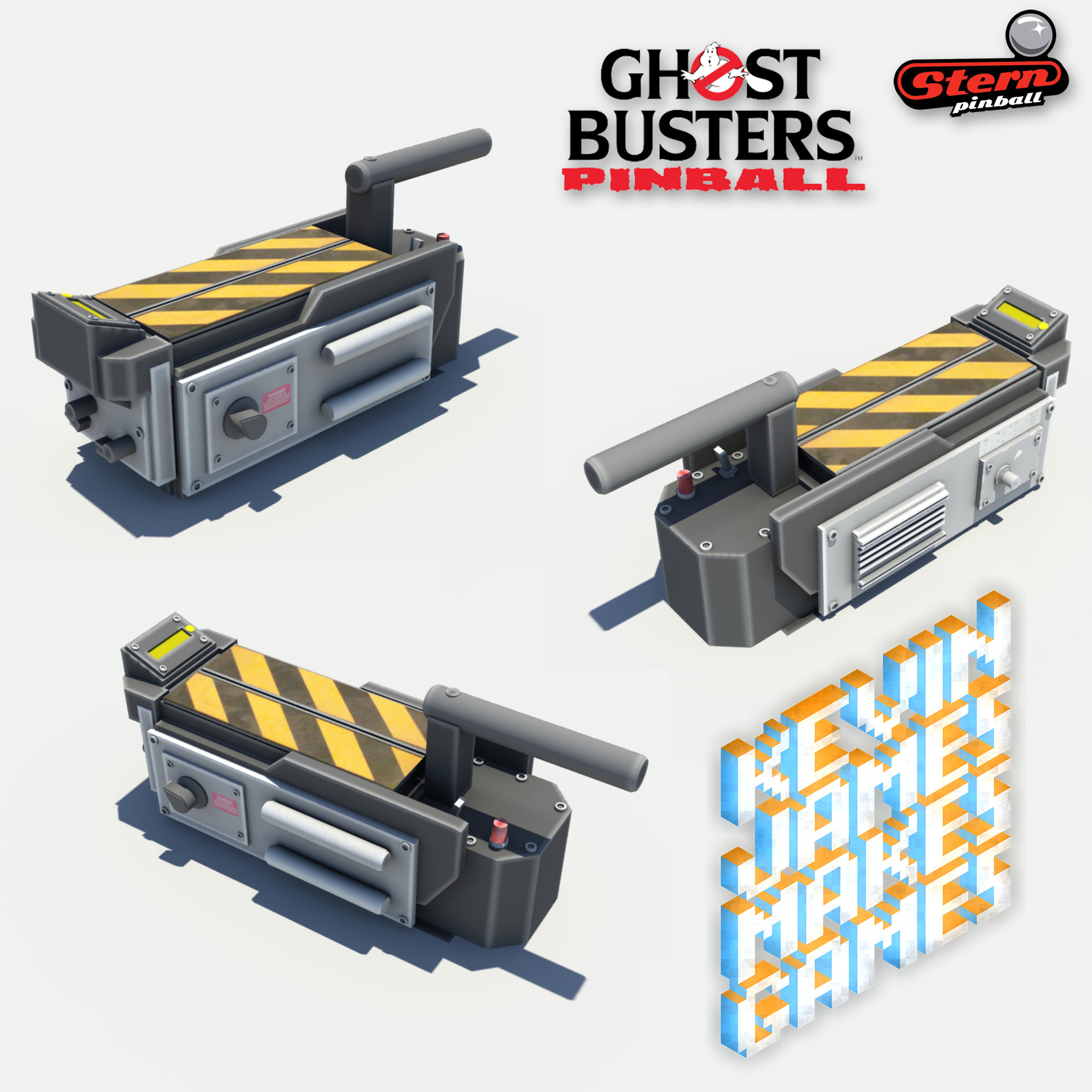 Ghost Trap!