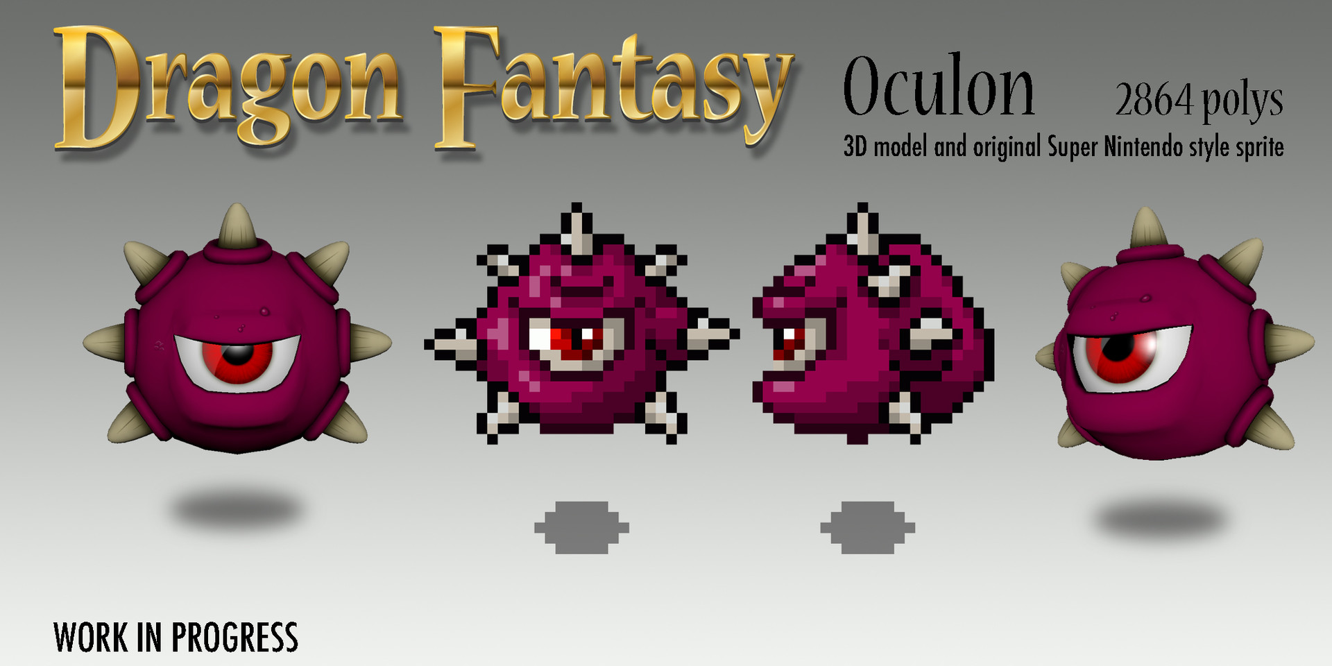 Oculon in THREE DEEEEE!!