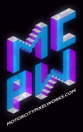 Motor City Pixel Works Logo