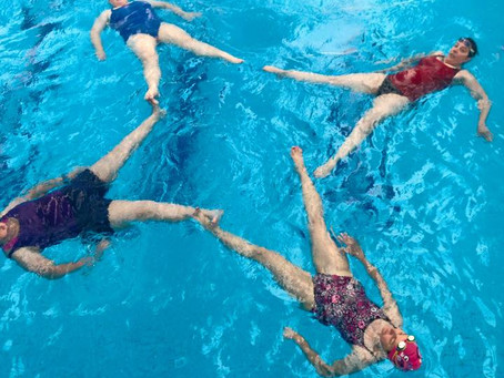 Regular Adult Synchro Sessions