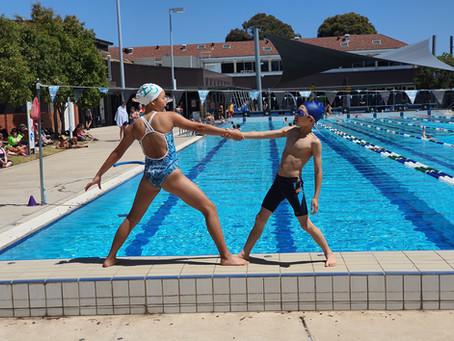 Inclusive Gym + Swim Display 2019