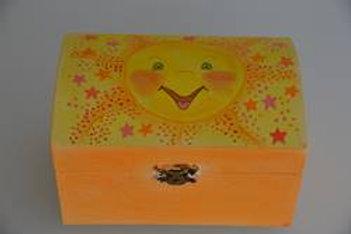 Kistje zon