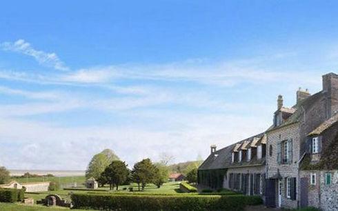 Hotel du Cap Hornu à St Valery sur Somme et visite guidée quartier des marins St Valery sur Somme en baie de somme