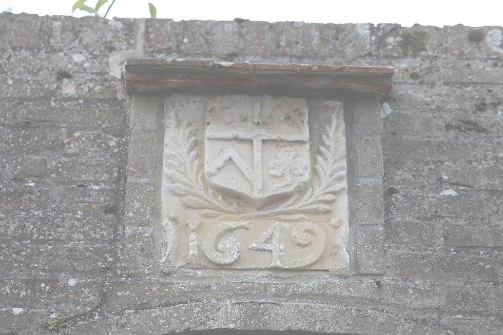 Armoiries cité médiévale St Valery visite guidée quartier des marins saint valery sur somme en baie de somme