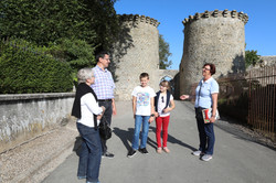 Les Tours Guillaume visite guidée du quartier des marins saint-valery-sur-somme en baie de somme