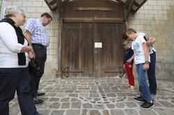 Chapelle Saint Pierre visite guidée du quartier des marins saint-valery-sur-somme en baie de somme