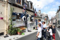 Visite guidée quartier des marins saint valery sur somme en baie de somme