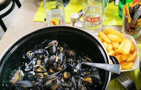 La Brasserie La Civette à St Valery sur somme en baie de somme
