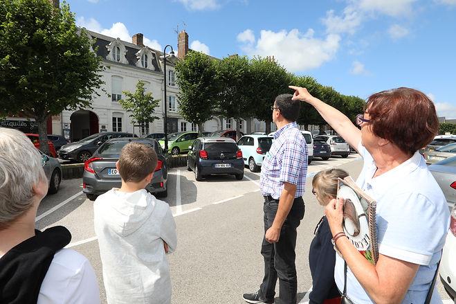 Port de St Valery visite guidée quartier des marins saint valery sur somme en baie de somme
