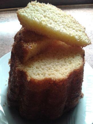 Recette Le gâteau battu de Véronique visite guidée saint valery sur somme en baie de somme