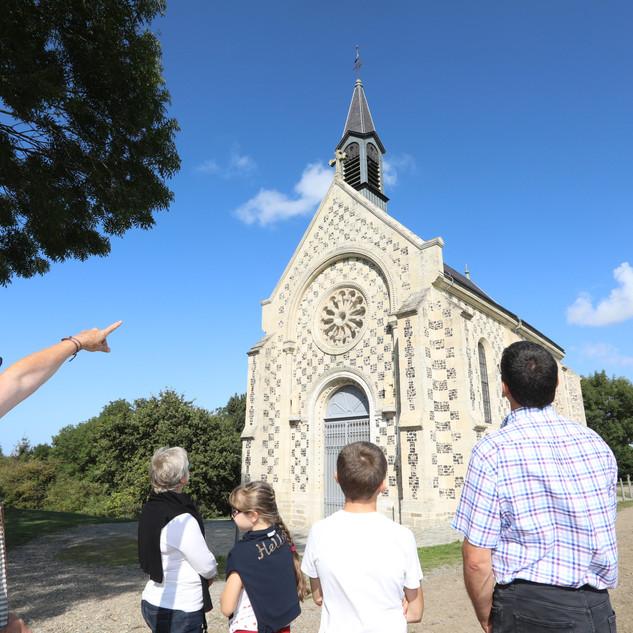 Chapelle de Saint-Valery dite la Chapelle des marins