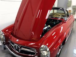 1957 Mrecedes Benz 300SL